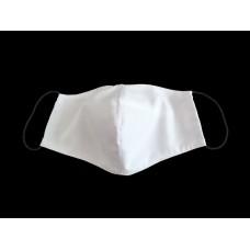 Маска защитная анатомической формы с углублениями для носа и подбородка бюджет