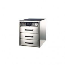 Тепловой шкаф 3 выдв. ящика, с увлажнением Henny Penny HCH 930