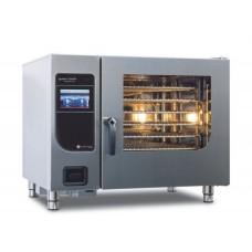 Пароконвектомат Henny Penny FPE 615 Platinum 6 ур. CrossWise +50%или Standard GN 1/1 with bar scanner