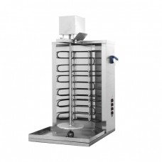 Гриль электрический с приводом СИКОМ МК-2.2ЭП (шаверма)