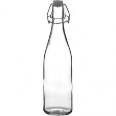 Бутылка для масла и уксуса с пробкой/ стекло 0,5 л