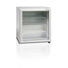 Шкаф морозильный Tefcold UF 100 G со стеклянной дверцей, 100л, 3 полки